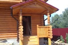 Крыльцо дома