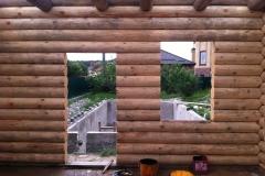 Дверное отверстие и окно