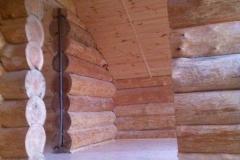 Чердак в деревянном доме