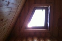 Окно на чердаке