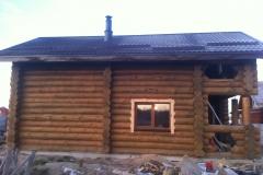 Торец дома