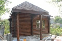 Дом сауна
