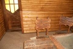 Спинки стульев