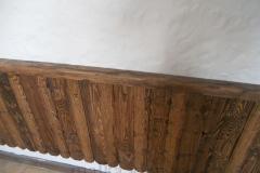 Деревянная обшивка на стены