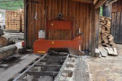 Производство бруса