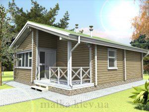 Проект жилого дома №3