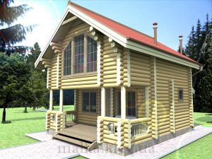 Проект жилого дома №10