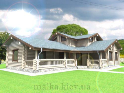 Проект жилого дома №11