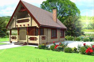 Проект жилого дома №14