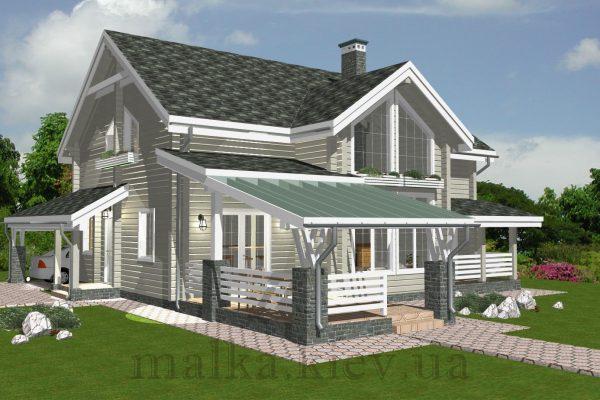 Проект жилого дома №18