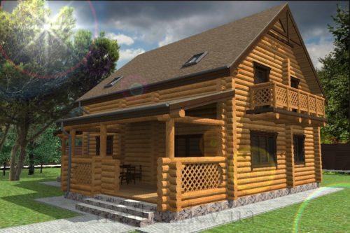 Проект жилого дома №5