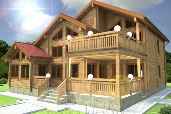 Проект жилого дома №2