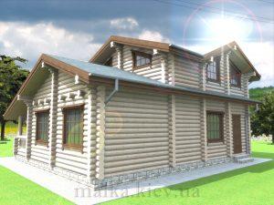 3Проект жилого дома №11