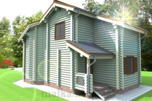 Проект жилого дома №12