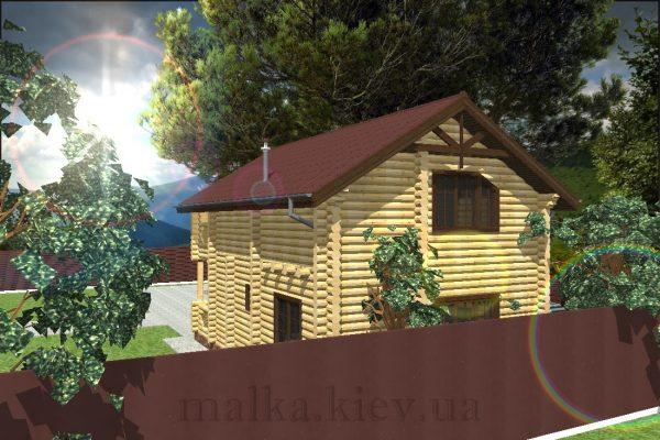 Проект жилого дома №4