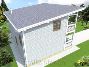 Проект жилого дома №6