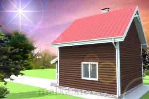 Проект жилого дома №8