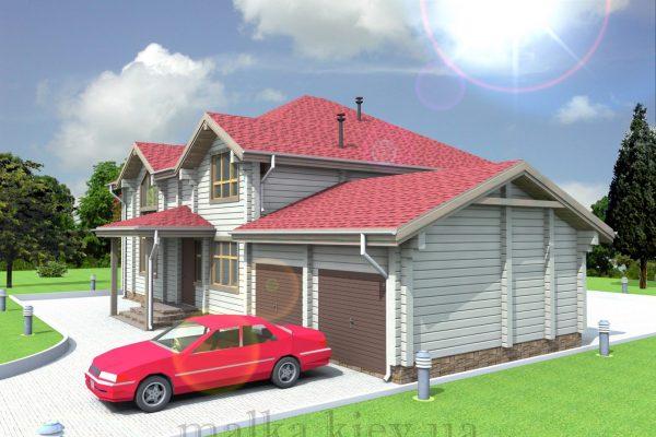 Проект жилого дома №15