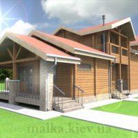 Проект жилого дома №7