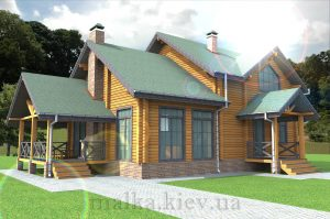 Проект жилого дома №27