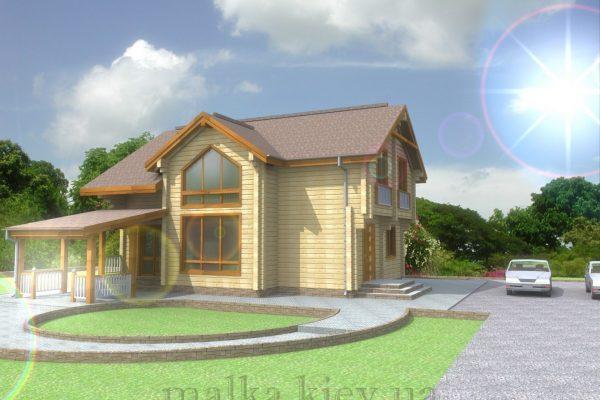Проект жилого дома №31