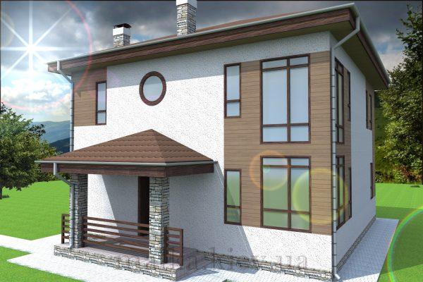 Проект жилого дома №26