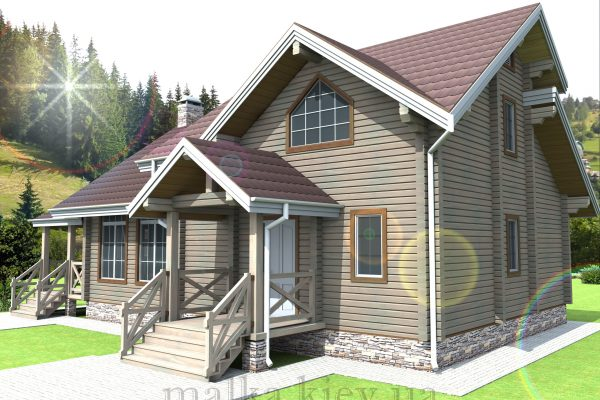 Проект жилого дома №28