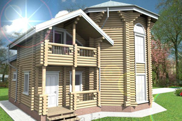 Проект жилого дома №29