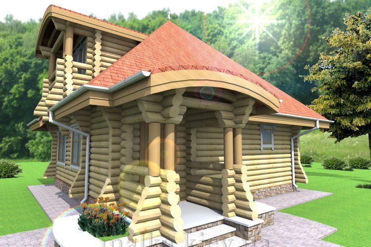 Проект жилого дома №32