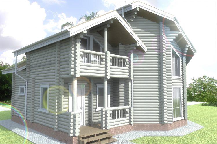 Проект жилого дома №33