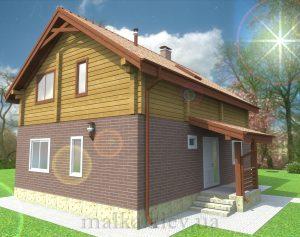 Проект жилого дома №25