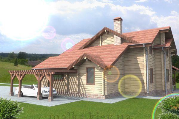Проект жилого дома №34