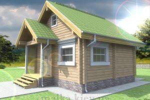 Проект жилого дома №39