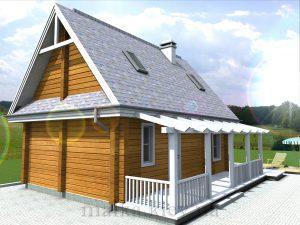 Проект жилого дома №36