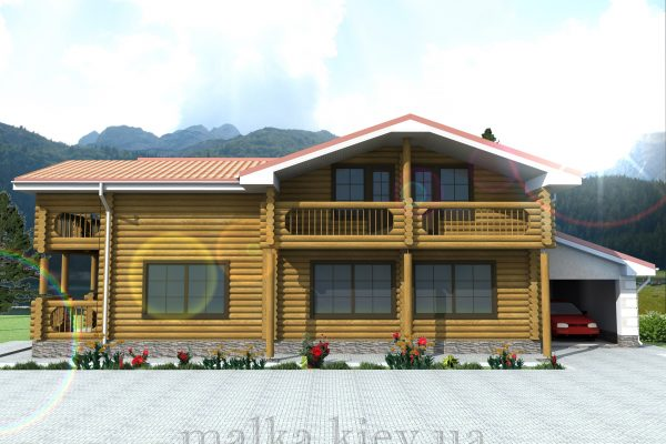 Проект жилого дома №45