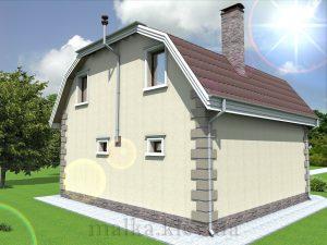 Проект жилого дома №43