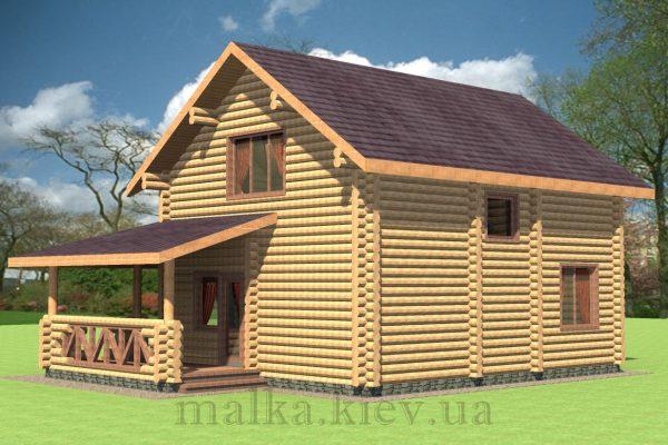 Проект жилого дома №48