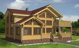 Проект жилого дома №47