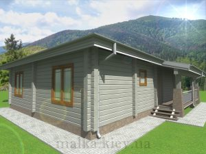 Проект жилого дома №54