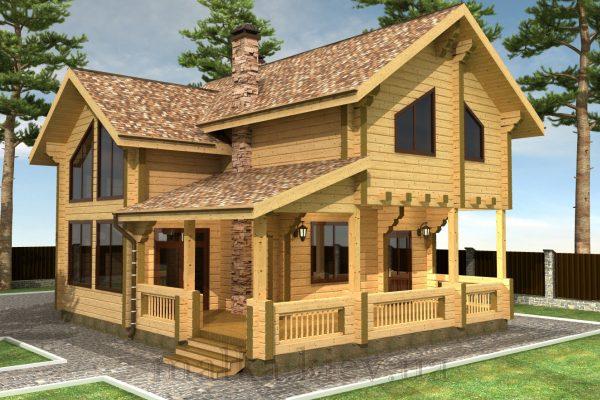 Проект жилого дома №50