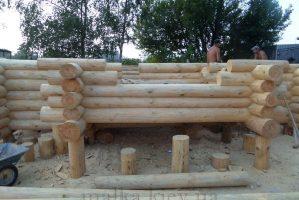 Проект бани №8