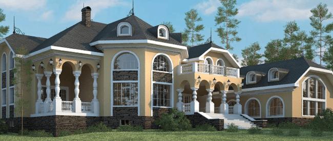 Бесплатные проекты домов