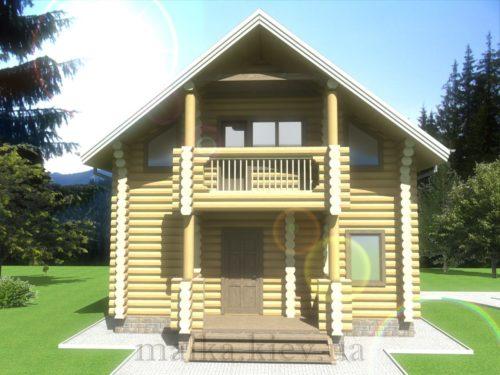 Проект жилого дома №75