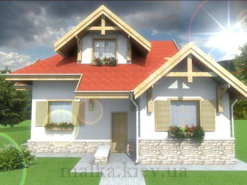 Проект жилого дома №76 — 3