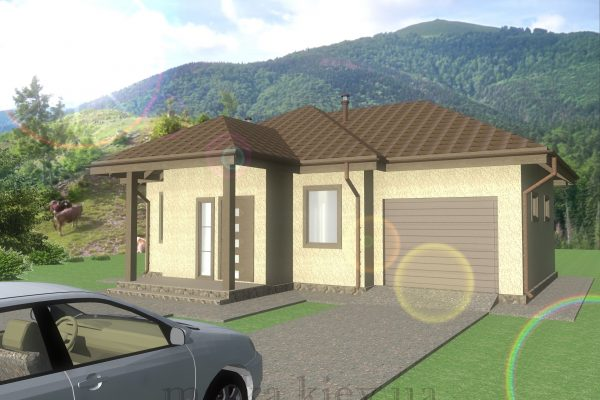 Проект жилого дома №71