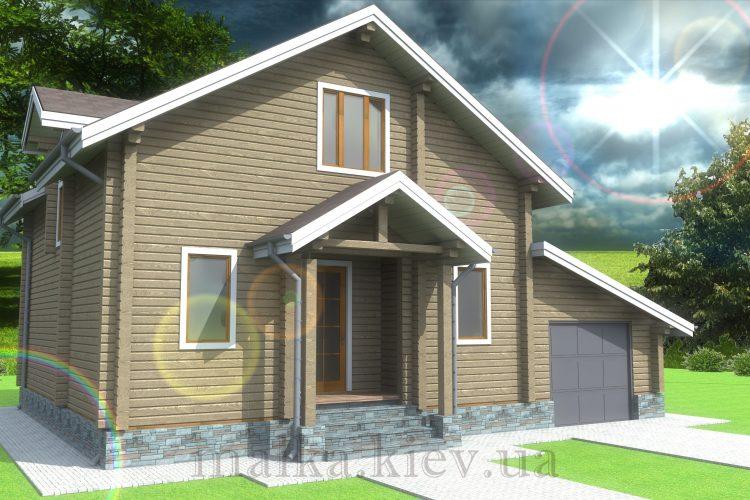 Проект жилого дома №72