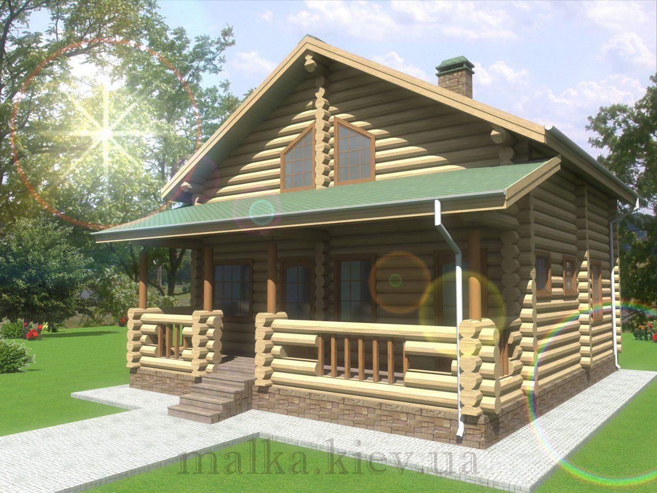Проект жилого дома №73