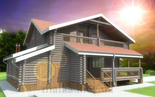 Проект жилого дома №74
