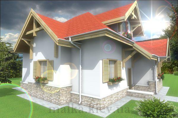 Проект жилого дома №76 — 2