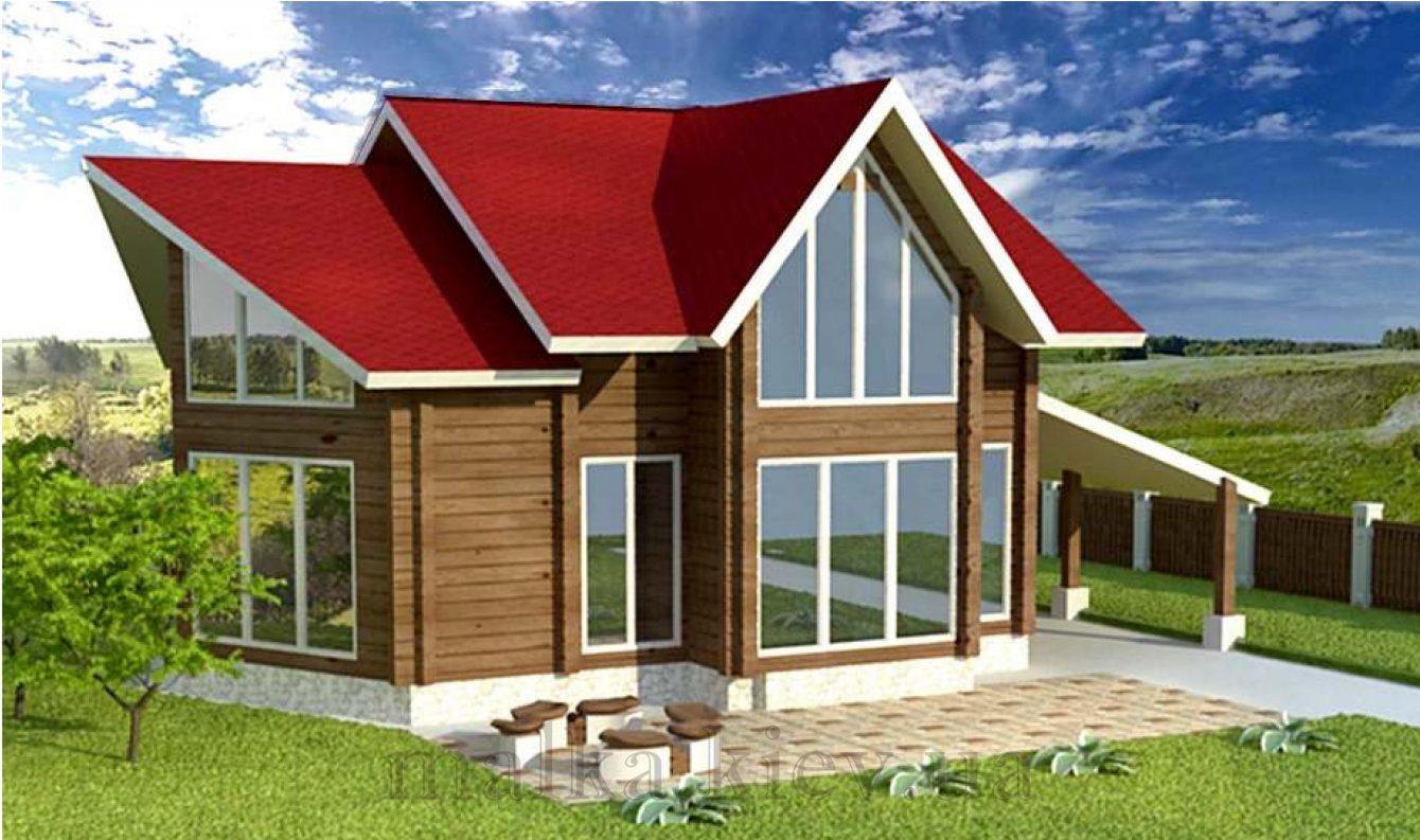 Проект жилого дома №58